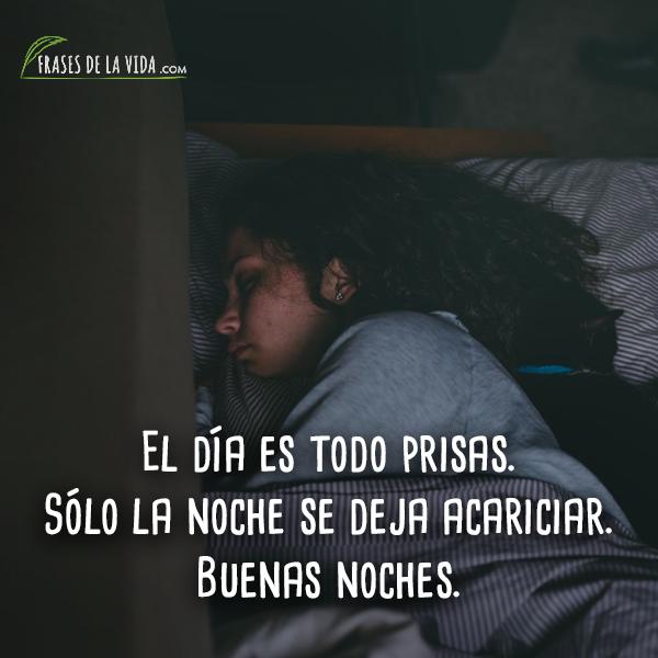 Frases de Buenas Noches 8