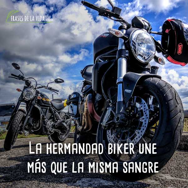 Frases De Motos 7 Frases De La Vida