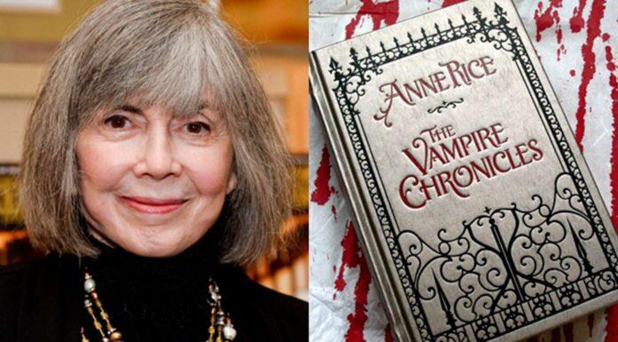 libros de Anne Rice