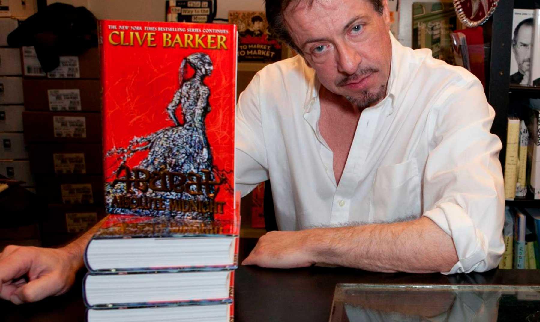 10 Libros De Clive Barker Más Allá De Sus Libros De Sangre
