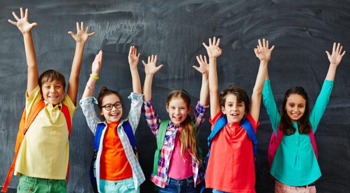 Frases para motivar a los niños en la vuelta al cole