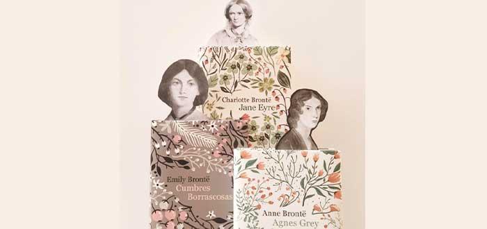 libros hermanas Brontë