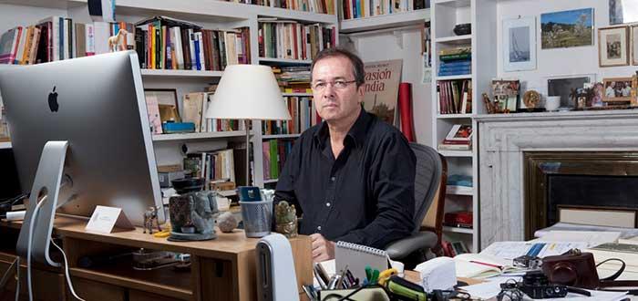 libros de Javier Moro